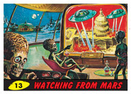 Mars Attack #13: Watching From Mars