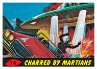 Mars Attack #14: Charred By Martians