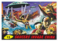 Mars Attack #15: Saucers Invade China