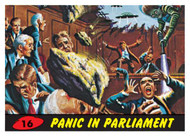 Mars Attack #16: Panic In Parliament