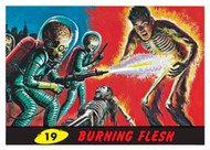 Mars Attack #19: Burning Flesh