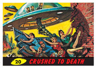 Mars Attack #20: Crushed To Death