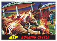 Mars Attack #22: Burning Cattle
