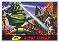 Mars Attack #32: Robot Terror