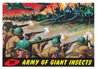 Mars Attack #39: Army Of Giant Insects