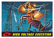 Mars Attack #40: Hight Voltage Execution