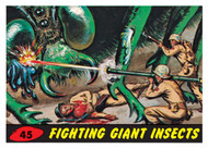 Mars Attack #45: Fighting Giant Insects