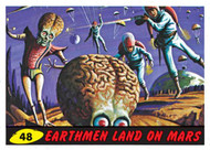 Mars Attack #48: Earthmen Land On Mars