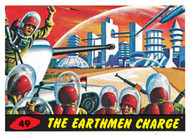 Mars Attack #49: The Earthmen Charge