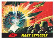 Mars Attack #54: Mars Explodes