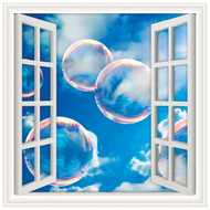 Window Views Bubbles