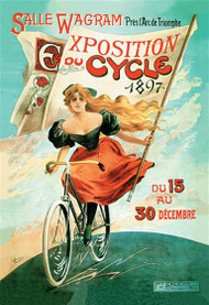 1897 Bicycle Exhibition