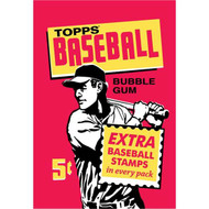 Topps: Baseball Bubble Gum Stamps 1961