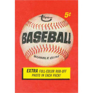 Topps: Baseball Gum Full Color 1966