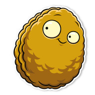 Plants vs. Zombies: Wall-Nut I