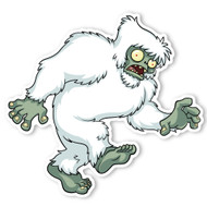 Plants vs. Zombies: Zombie Yeti VI