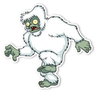 Plants vs. Zombies: Zombie Yeti III