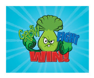 Plants vs. Zombies: Grow Fight Win Bonk Choy