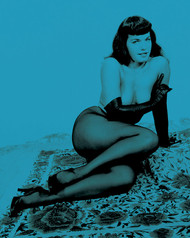 Bettie Page II (Multiple Color Options)