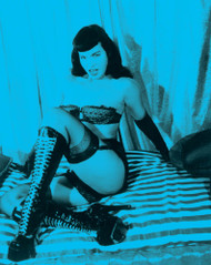 Bettie Page XI (Multiple Color Options)