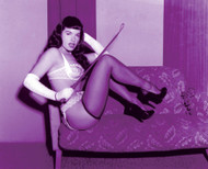 Bettie Page VI (Multiple Color Options)
