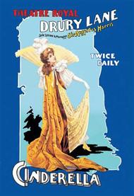 Cinderella at the Theatre Royal Drury Lane