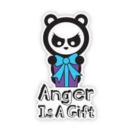 Angry Panda: Anger Is A Gift