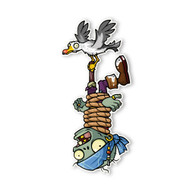 Plants vs. Zombies 2: Seagull Zombie