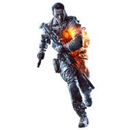 Battlefield 4: Solider Cutout