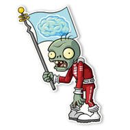 Plants vs. Zombies 2: Future Flag Zombie