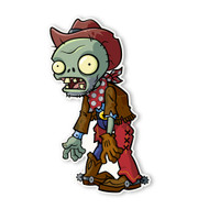 Plants vs. Zombies 2: Cowboy Zombie