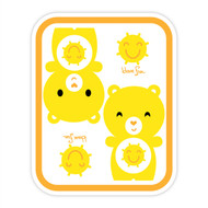 Yummi Bear Funshine Have Fun Badge