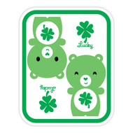 Yummi Bear Lucky Badge II