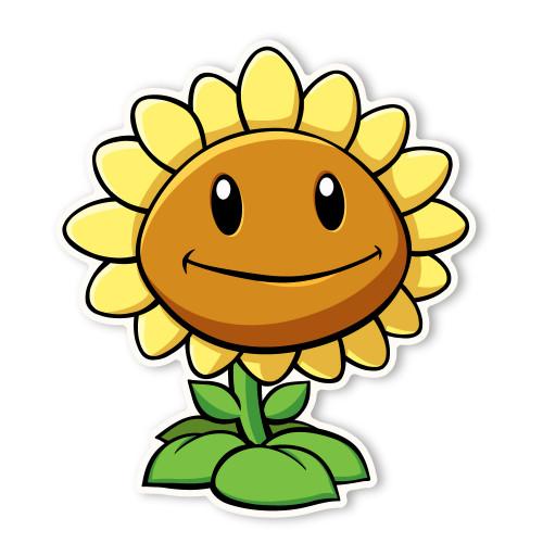 Plants Vs Zombies 2 Sunflower B Walls 360