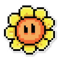 Plants vs. Zombies Garden Warfare: 8 Bit Sunflower