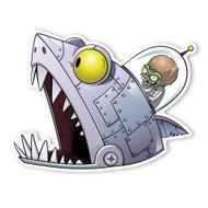 Plants vs. Zombies 2: Zombot Sharktronic Sub