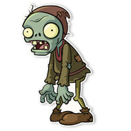 Plants vs. Zombies 2: Peasant Zombie