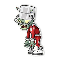 Plants vs. Zombies 2: Future Buckethead Zombie