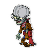 Plants vs. Zombies 2: Cowboy Buckethead Zombie