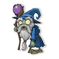 Plants vs. Zombies 2: Wizard Zombie