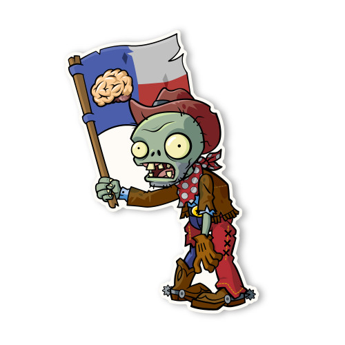 Pvz Zombie Flag Pictures to Pin