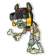 Plants vs. Zombies 2: TombRaiser Zombie