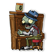 Plants vs. Zombies 2: Pianist Zombie