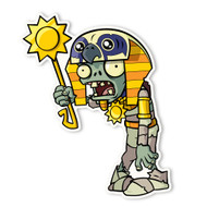Plants vs. Zombies 2: Ra Zombie
