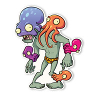 Plants vs. Zombies 2: Octopus Zombie