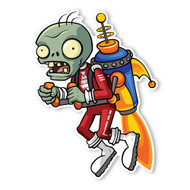 Plants vs. Zombies 2: Jetpack Zombie