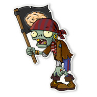 Plants vs. Zombies 2: Pirate Flag Zombie