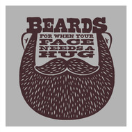 Beard Hug