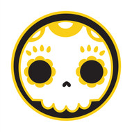 Not Day Of The Dead (Yellow)