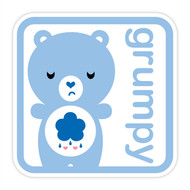 Yummi Bear Grumpy Badge